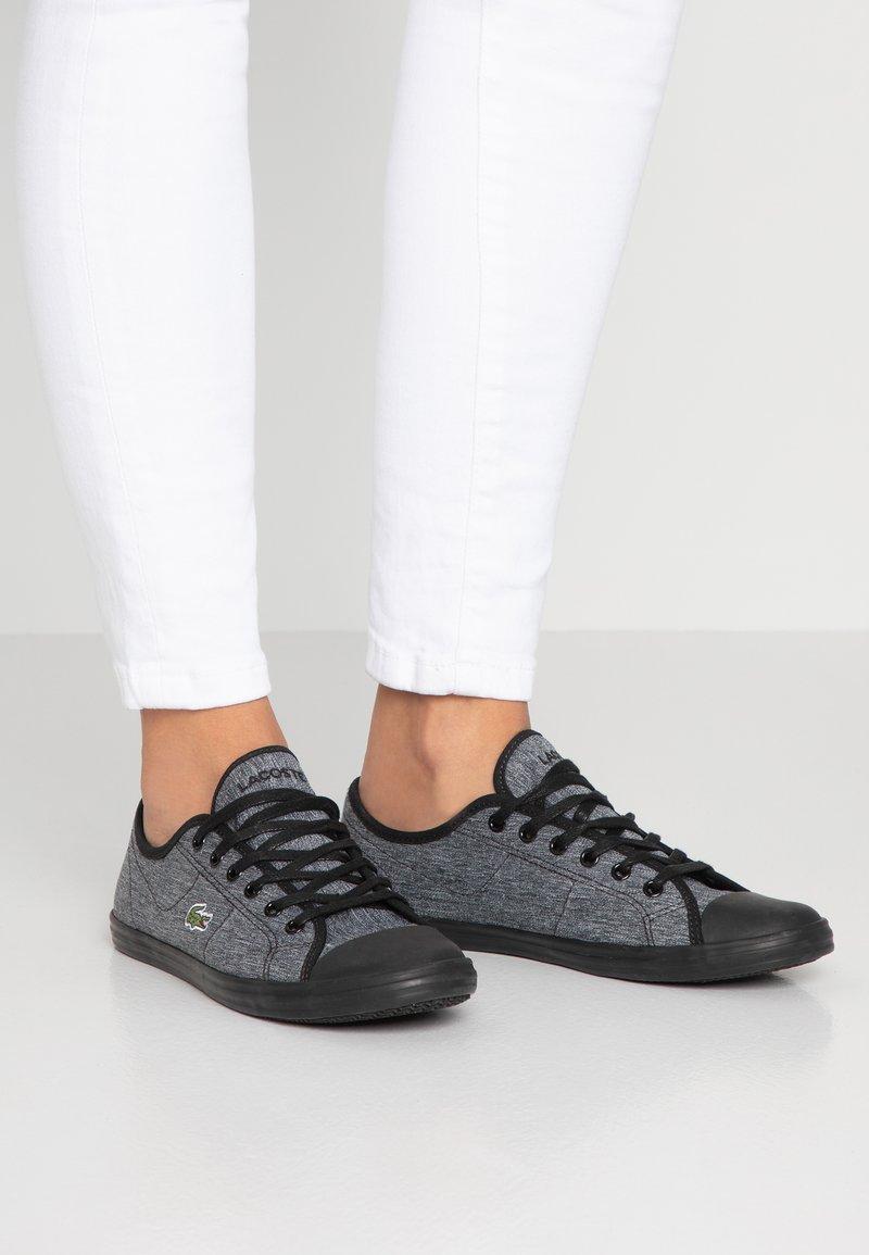 Lacoste - ZIANE - Sneakers laag - black