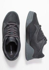 Lacoste - COURT SLAM - Tenisky - dark grey - 3