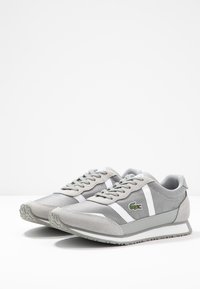 Lacoste - PARTNER  - Sneaker low - grey/white - 4