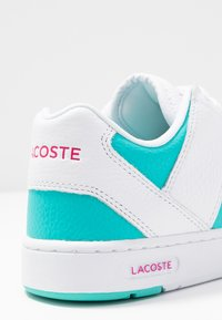 Lacoste - THRILL - Trainers - white/green - 2