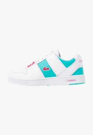 THRILL - Trainers - white/green