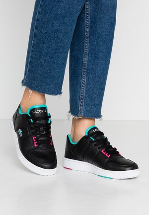 THRILL - Sneaker low - black/green