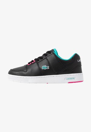 THRILL - Sneakers laag - black/green