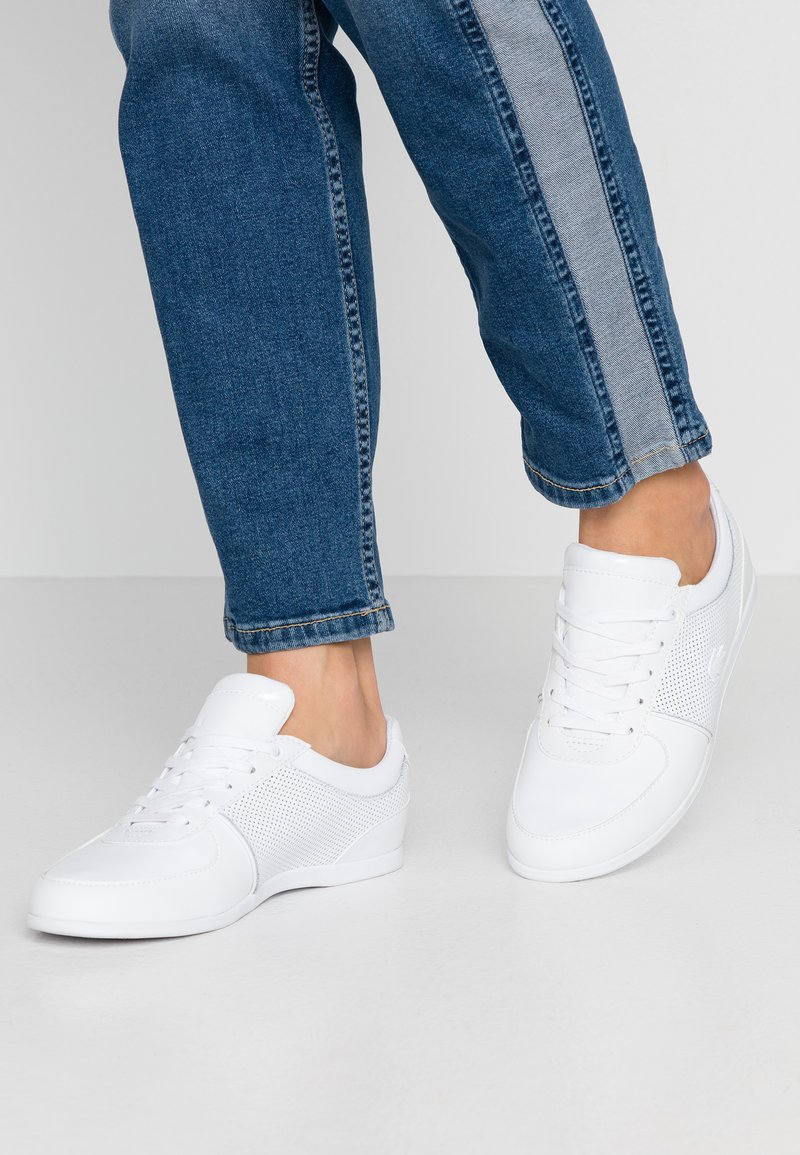 Lacoste - REY SPORT  - Trainers - white