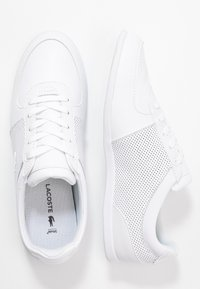 Lacoste - REY SPORT  - Trainers - white - 3
