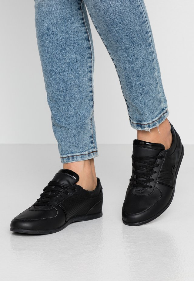 REY SPORT  - Sneaker low - black