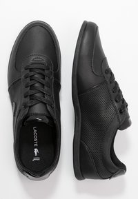 Lacoste - REY SPORT  - Trainers - black - 3