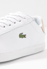 Lacoste - GRADUATE  - Baskets basses - white/natural - 2