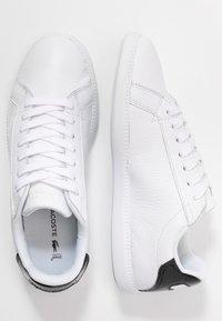 Lacoste - GRADUATE  - Sneaker low - white/black - 3