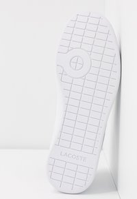 Lacoste - CARNABY EVO - Sneakers laag - white/black - 6