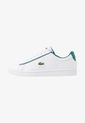 CARNABY EVO - Sneakers basse - white/green