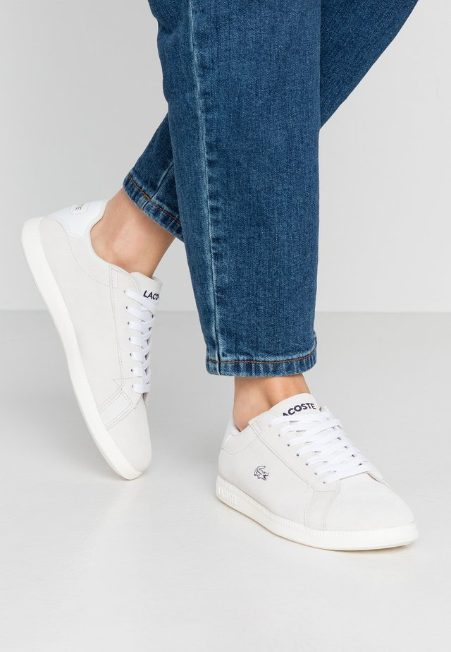 GRADUATE - Sneakers - white/offwhite