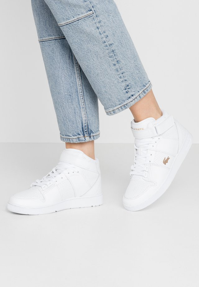 TRAMLINE MID - Sneakers high - white
