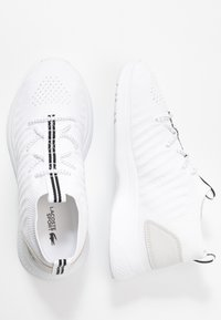 Lacoste - LT FIT-FLEX  - Baskets basses - white - 3