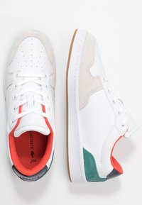 Lacoste - MASTERS CUP  - Baskets basses - white/green - 3