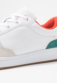 Lacoste - MASTERS CUP  - Baskets basses - white/green - 2
