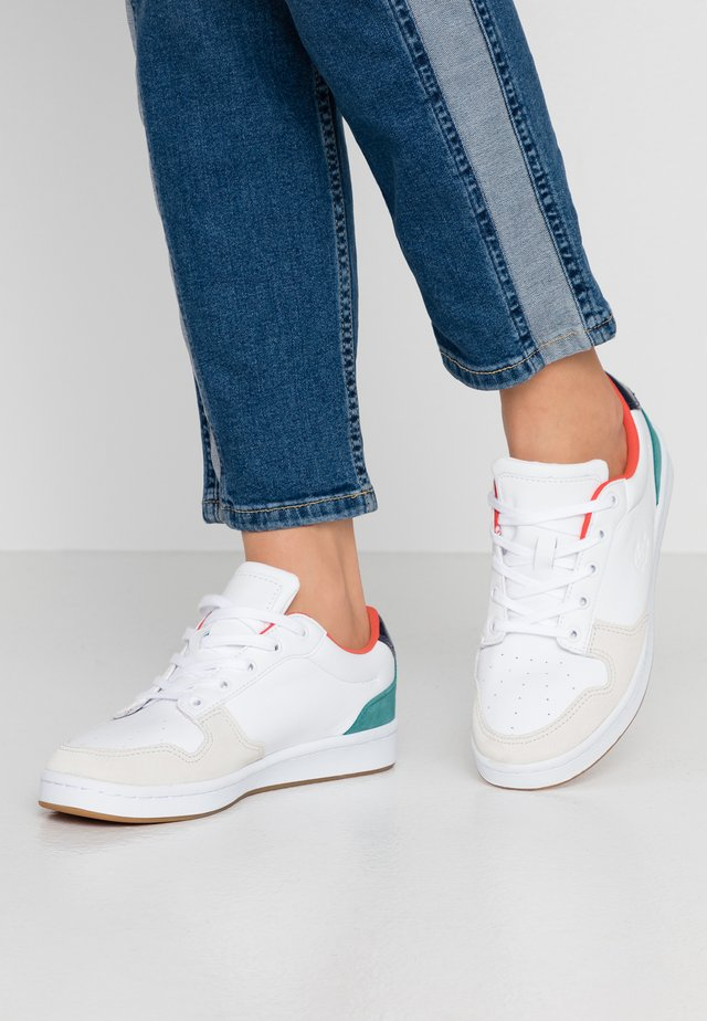 MASTERS CUP  - Sneakers laag - white/green