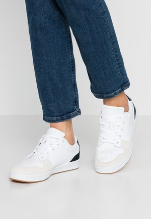 MASTERS CUP  - Sneaker low - white/black
