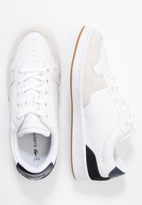 Lacoste - MASTERS CUP  - Baskets basses - white/black - 3