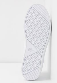 Lacoste - STRAIGHTSET  - Sneakers basse - white - 6