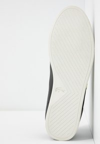 Lacoste - REY LACE - Trainers - black/offwhite - 6