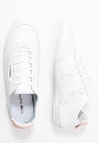 Lacoste - ORENO - Trainers - white/nature - 3