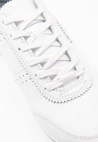 Lacoste - ORENO - Trainers - white/nature - 2