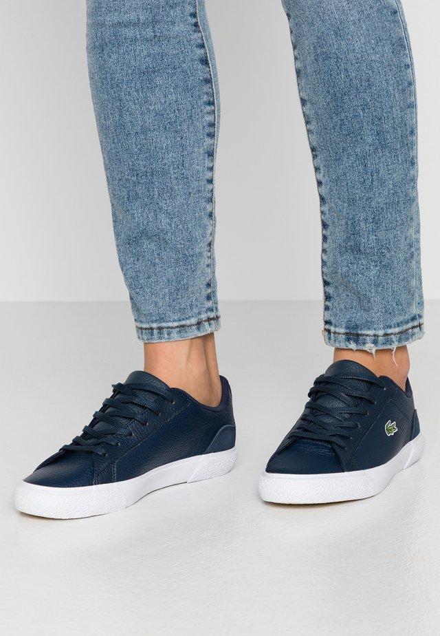 LEROND  - Sneaker low - navy/white