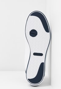 Lacoste - GRIPSHOT 120 - Baskets basses - white/navy - 6