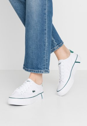 GRIPSHOT  - Sneakers laag - white/green