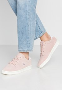 Lacoste - MASTERS CUP - Trainers - natural/offwhite - 0