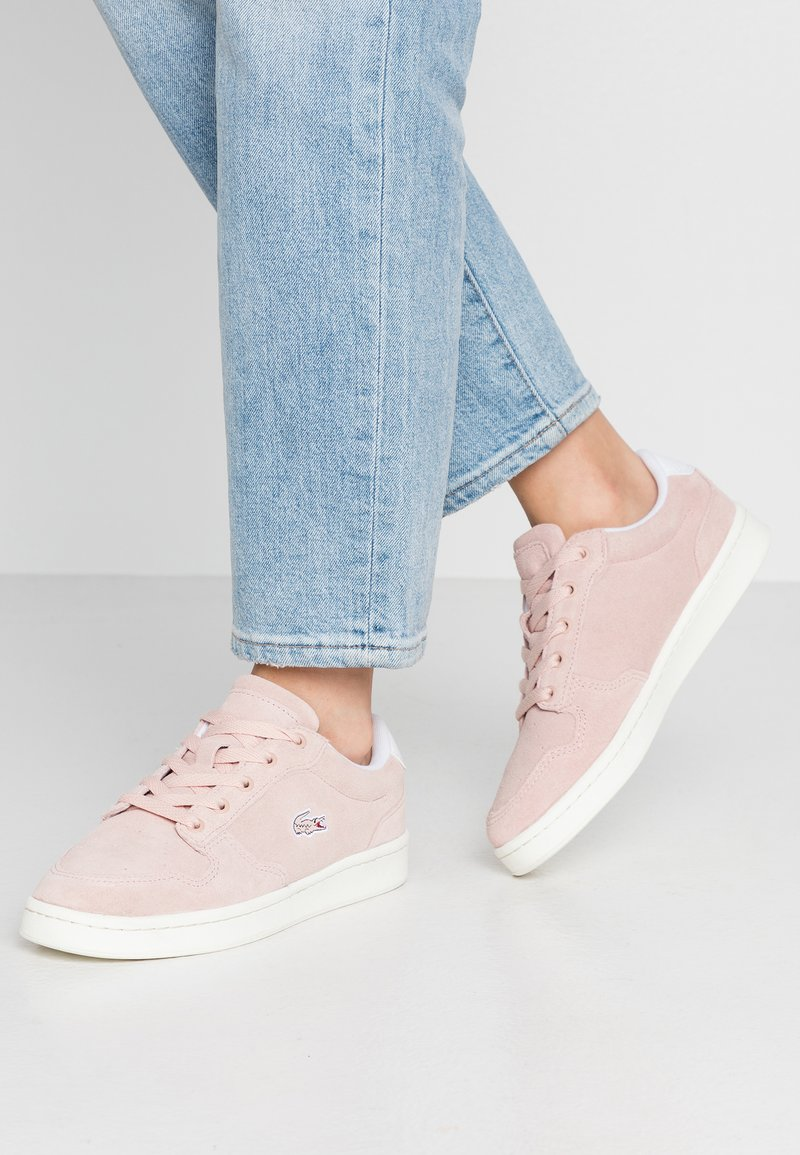 Lacoste - MASTERS CUP - Trainers - natural/offwhite