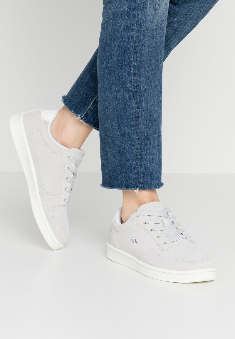 Lacoste - MASTERS CUP - Tenisky - light grey/offwhite