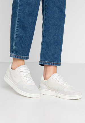 Baskets basses - offwhite/light grey