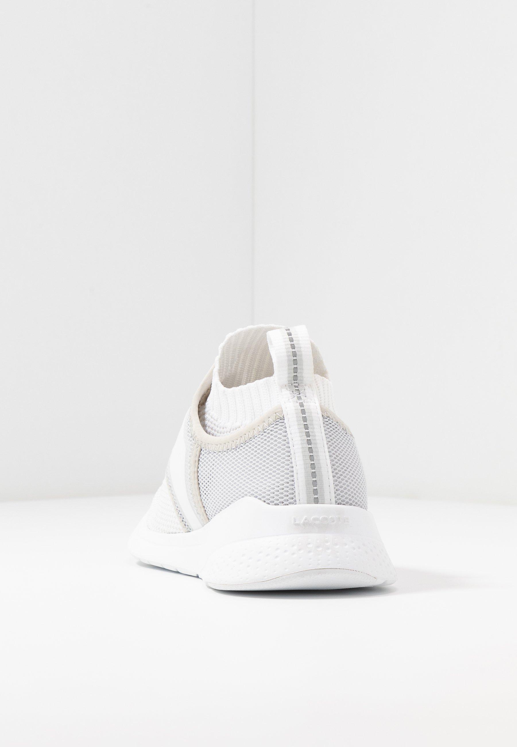 Lacoste SENSE - Trainers - white/light grey