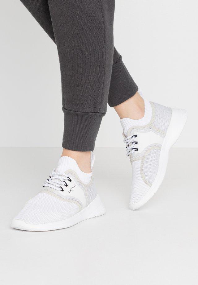 SENSE - Sneakers laag - white/light grey