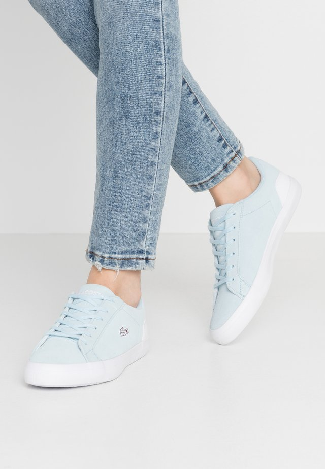 LEROND  - Sneakers laag - light blue/white