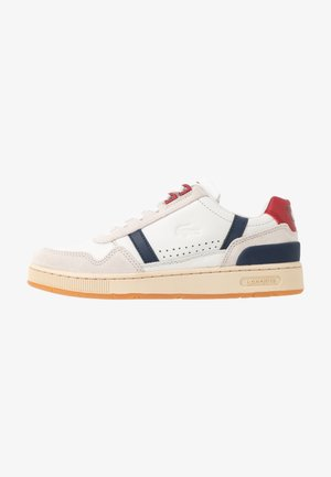 T-CLIP - Tenisky - white/navy/red