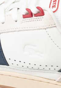 Lacoste - T-CLIP - Tenisky - white/navy/red - 2