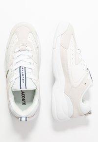 Lacoste - ULTRA  - Tenisky - white - 3