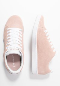 Lacoste - CARNABY EVO - Trainers - natural/white - 3