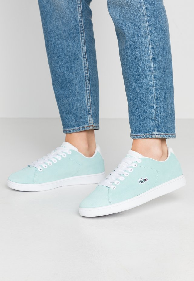 CARNABY EVO - Sneakers laag - light green/white