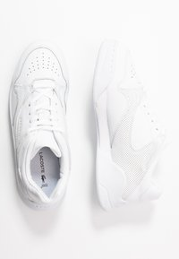Lacoste - COURT SLAM - Trainers - white - 3