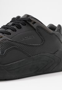 Lacoste - COURT SLAM - Sneakers laag - black - 2