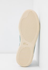 Lacoste - CHALLENGE  - Sneaker low - white/nature - 6