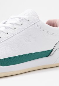 Lacoste - CHALLENGE  - Sneaker low - white/nature - 2
