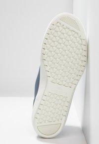 Lacoste - AMPTHILL - Sneaker high - dark blue/offwhite - 6