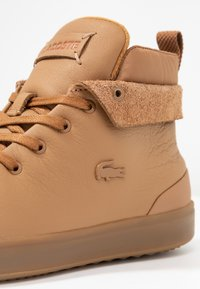 Lacoste - Sneaker high - light brown - 2