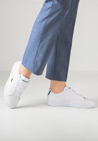 Lacoste - CARNABY - Sneakers laag - white - 0