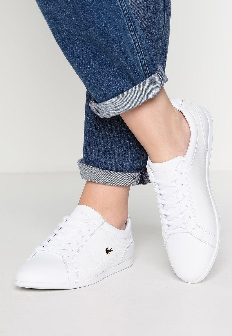 Lacoste - REY - Sneaker low - white